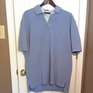 NWOT XL TOMMY HILFIGER MENS POLO SHIRT